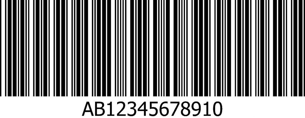Cómo saber el tipo de código de barras
