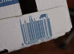 ¿Qué significa el código de barras en los alimentos?