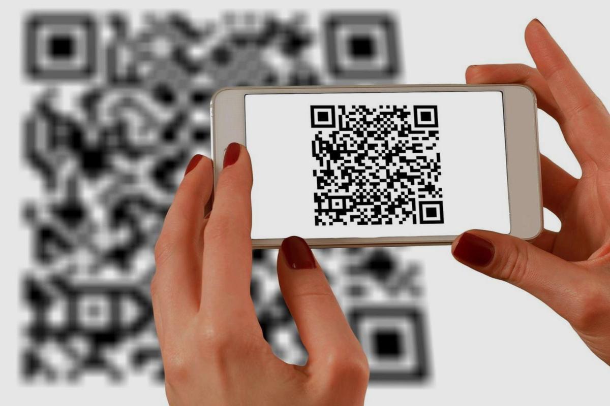 Leyendo código QR desde el móvil