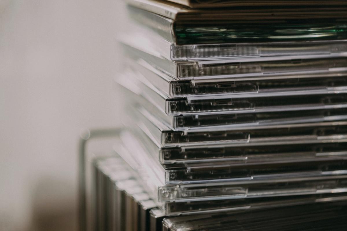 Código de barras para CDs