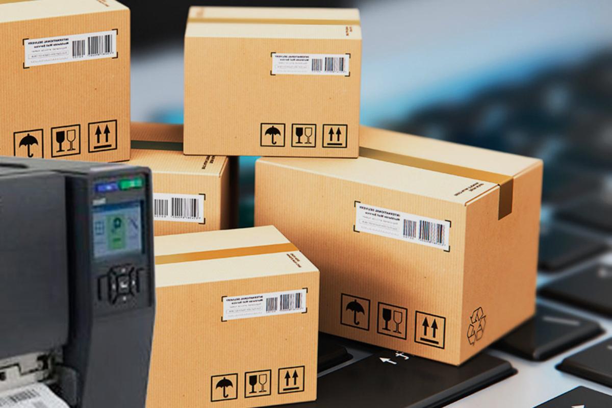 Paquetes con código GS1