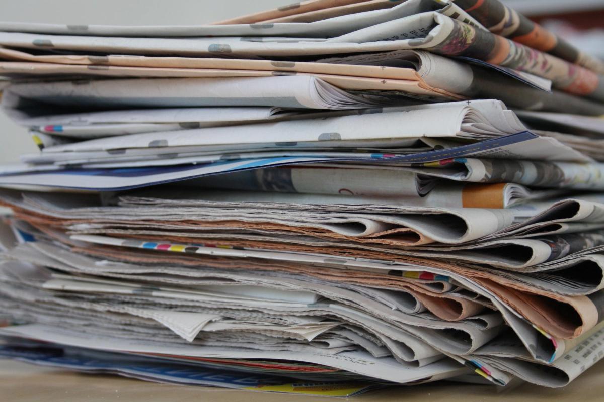 Muchos periódicos con código ISSN